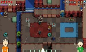Cadence of Hyrule game for pc