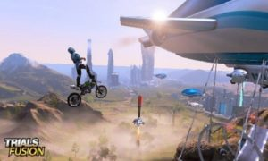 Trials Fusion highly compressed game for pc full version