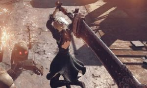 nier automata highly compressed game full version