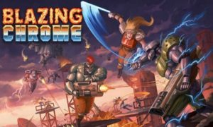 Blazing Chrome game download