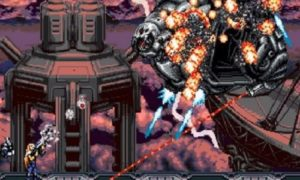 Blazing Chrome game free download for pc full version