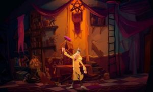 Gibbous A Cthulhu Adventure game free download for pc full version