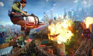 Sunset Overdrive highly compressed game full version