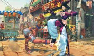 Ultra Street Fighter IV game for pc