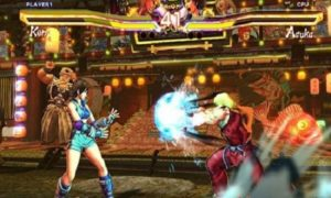 Ultra Street Fighter IV highly compressed game for pc full version
