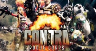 Contra Rogue Corps game download