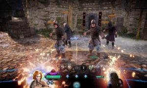 The Bard's Tale IV Director's Cut highly compressed game for pc