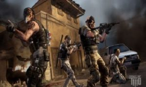 Army of Two highly compressed pc game full version