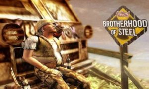 Fallout Brotherhood of Steel game download