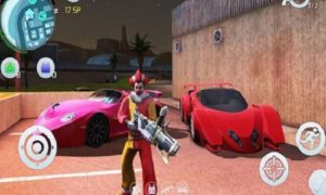 Gangstar Vegas highly compressed game for pc full version