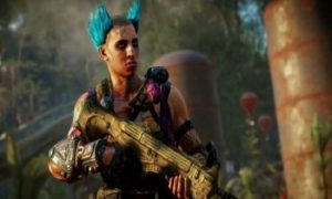 Rage 2 Rise of the Ghosts game for pc