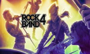 Rock Band 4 game download