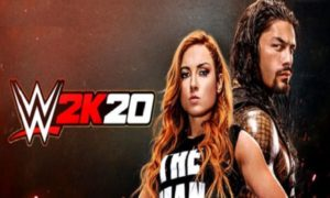 WWE 2K20 game download