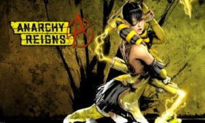 Anarchy Reigns game download