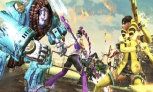 Anarchy Reigns pc download