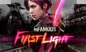Infamous First Light game download