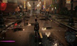 Infamous First Light highly compressed game for pc full version
