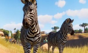 Planet Zoo game for pc