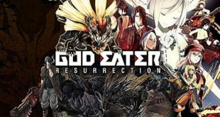 God Eater Resurrection game free