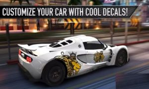 CSR Racing highly compressed game for pc full version