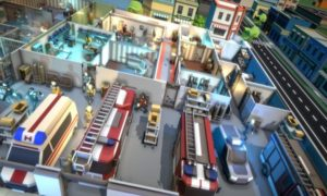 Rescue HQ game for pc
