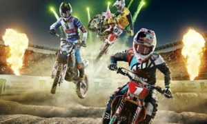 Monster Energy Supercross 3 highly compressed game for pc full version