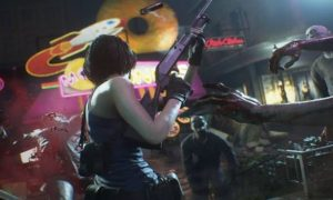 Resident Evil 3 game for pc
