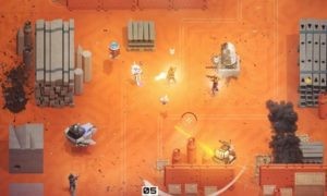 SYNTHETIK Legion Rising game free download for pc full version