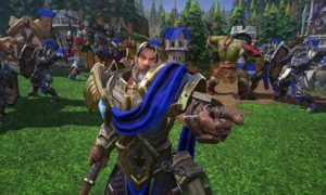 Warcraft III Reforged game for pc