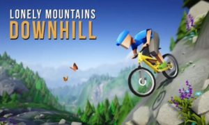 Download Lonely Mountains Downhill Game