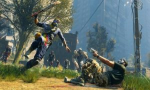 Dying Light Bad Blood highly compressed game for pc full version
