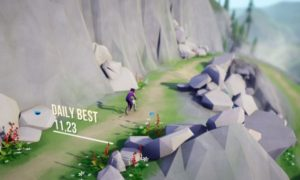 Lonely Mountains Downhill game download