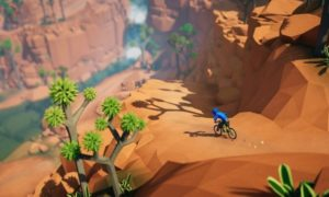 download Lonely Mountains Downhill game pc