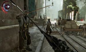 Dishonored Death of the Outsider game for pc