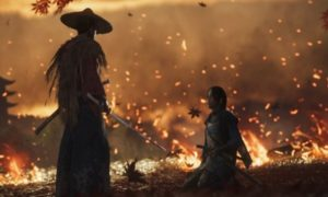 Ghost of Tsushima game for pc