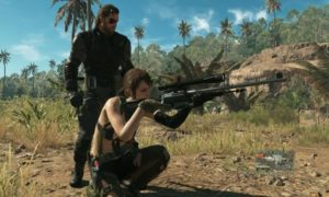 The Phantom Pain game free download