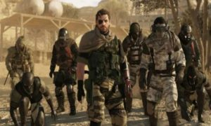 The Phantom Pain highly compressed pc game full version