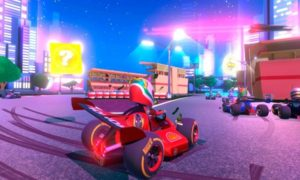 Touring Karts game for pc