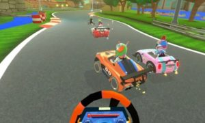 Touring Karts highly compressed pc game full version