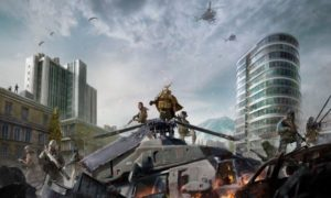 Call of Duty Warzone game for pc