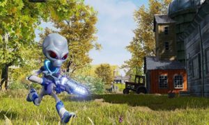 Destroy All Humans highly compressed pc game full version