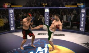 EA Sports MMA game download