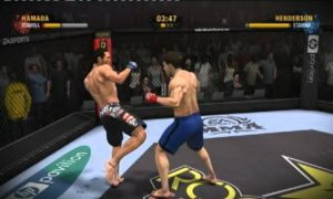 EA Sports MMA game for pc