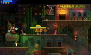 Guacamelee 2 game for pc
