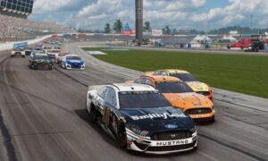 NASCAR Heat 5 game download