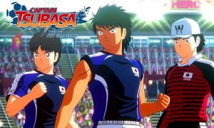 Download Captain Tsubasa Rise of New Champions Game