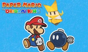 Download Paper Mario The Origami King Game