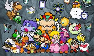 Paper Mario The Origami King game download