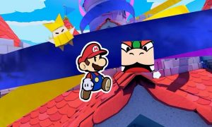 Paper Mario The Origami King game for pc