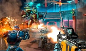 Shadowgun Legends PC Game